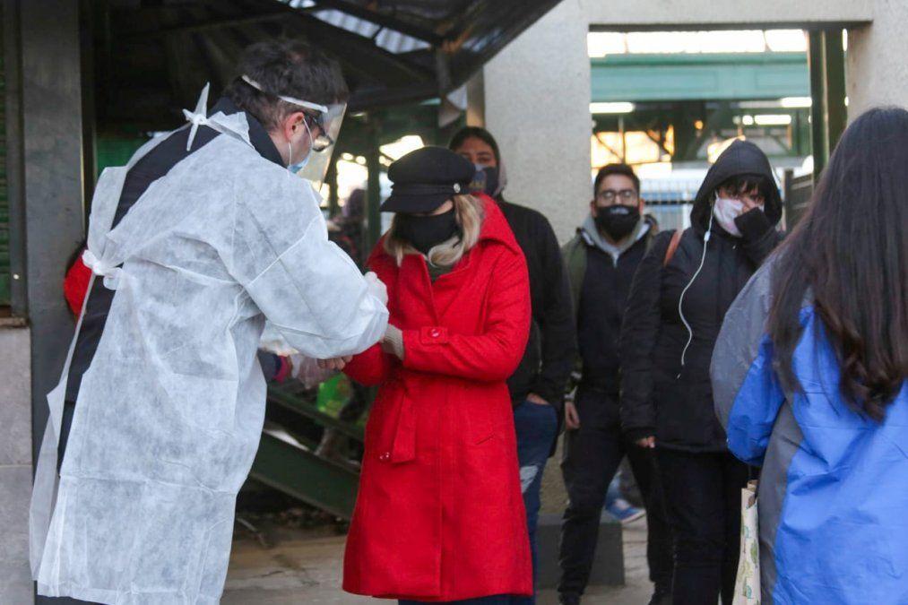 Coronavirus en San Vicente: confirman 2 casos nuevos