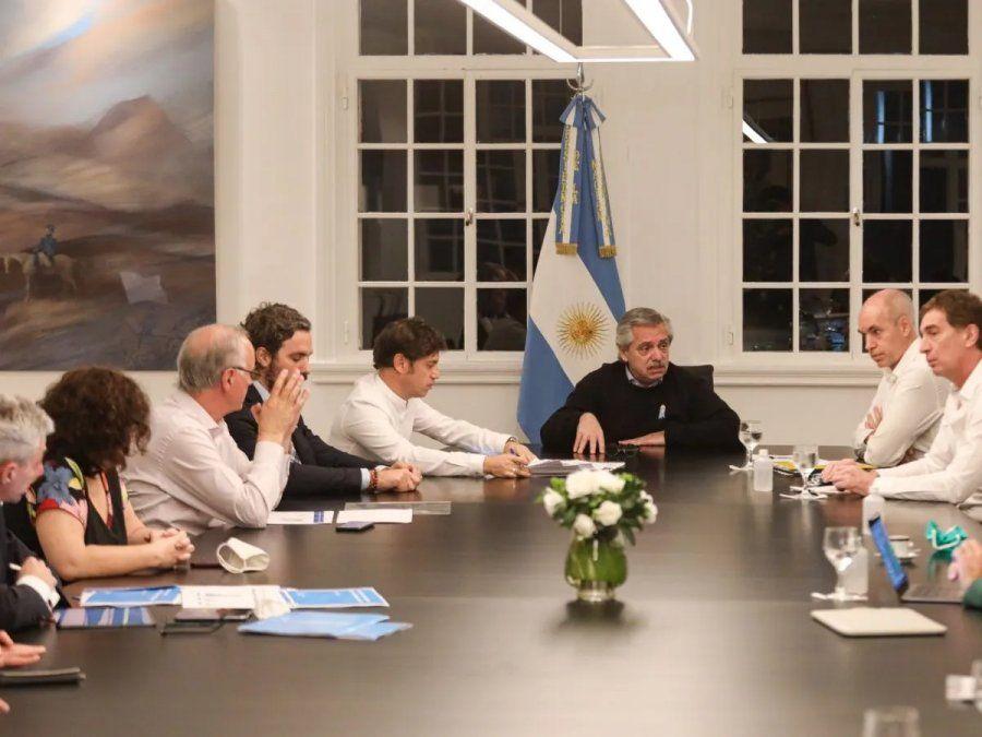 Buenos Aires: hoy anuncian la extensión del aislamiento
