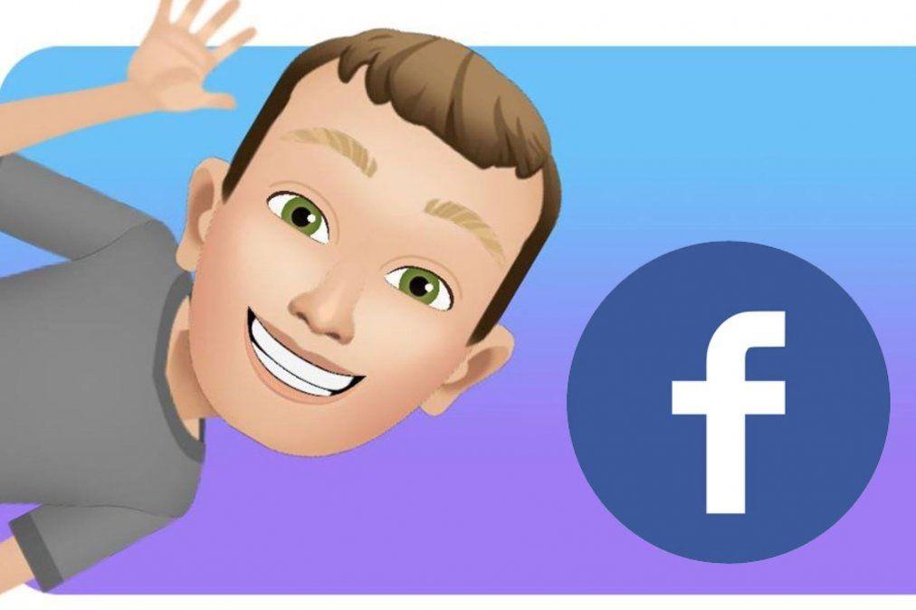 Facebook incorporó la opción del Avatar