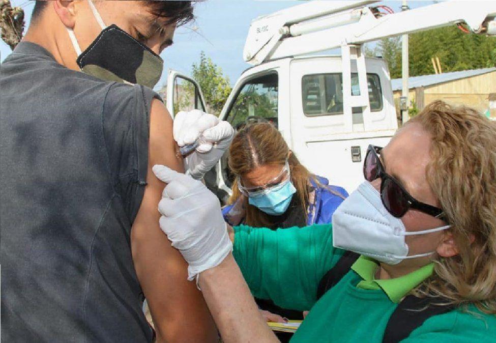 Nuevo aumento de los casos de coronavirus en San Vicente