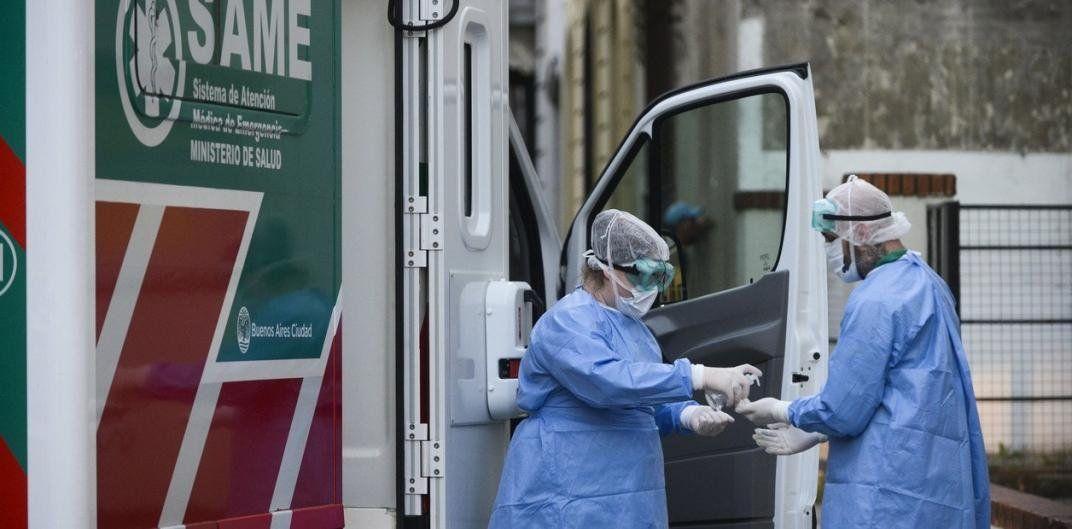 Se registraron 840 casos de Covid-19 en las últimas 24 horas