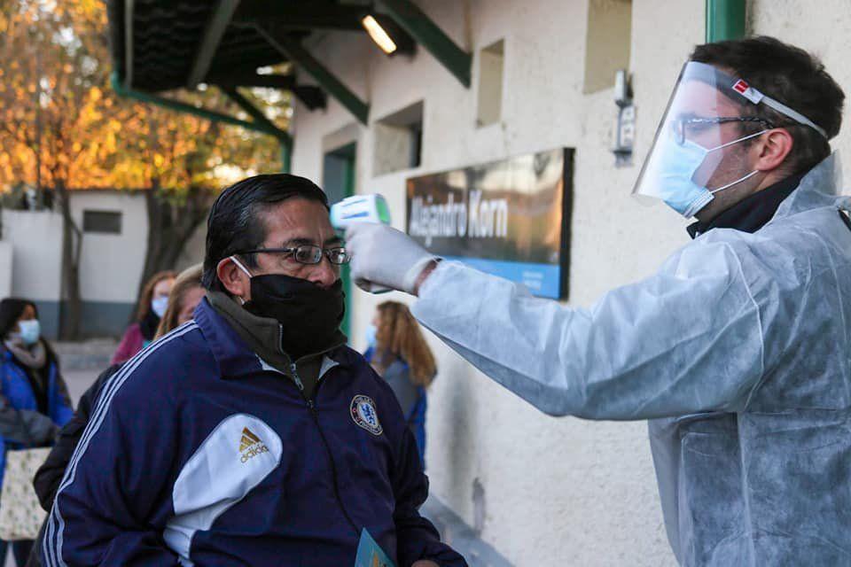 Alejandro Korn concentra la mayor cantidad de casos de coronavirus del distrito