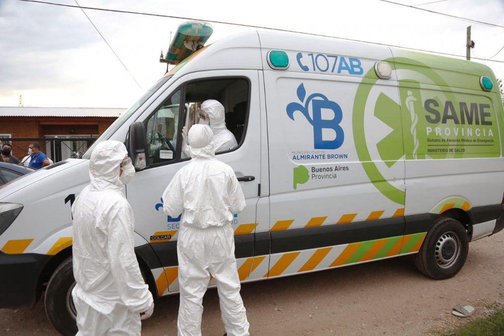 Almirante Brown: Se suman dos nuevas muertes por coronavirus