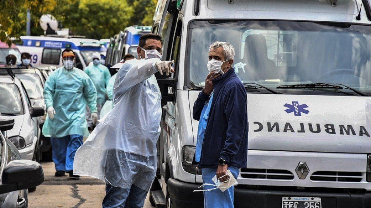 Coronavirus: el total nacional ya supera los 64 mil casos