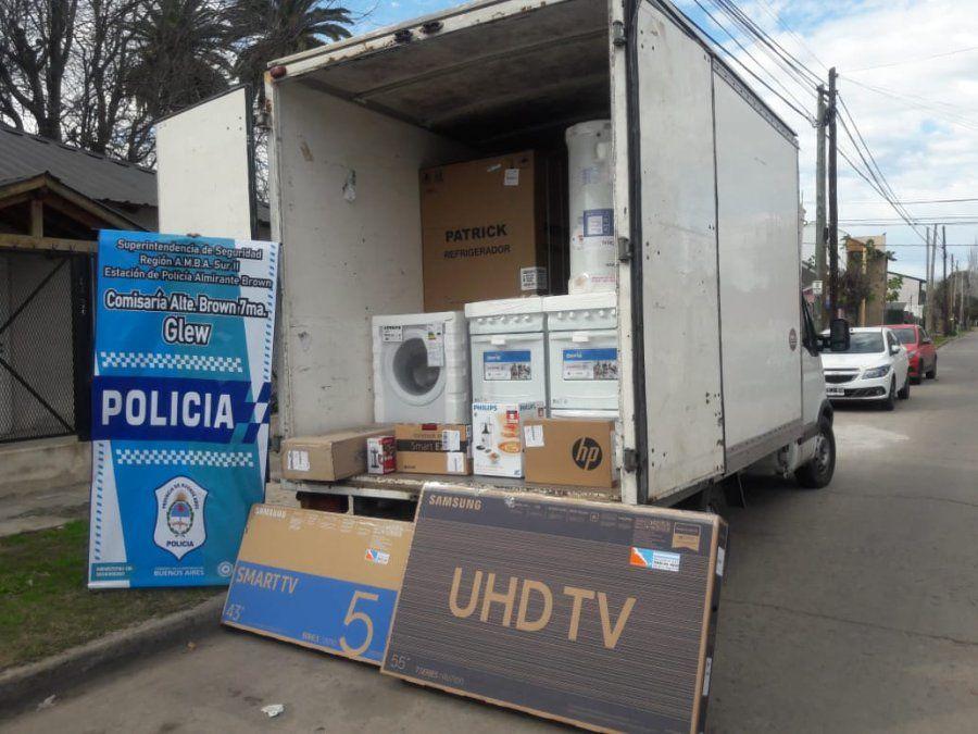 Los repartidores, víctimas de robo piraña en Brown