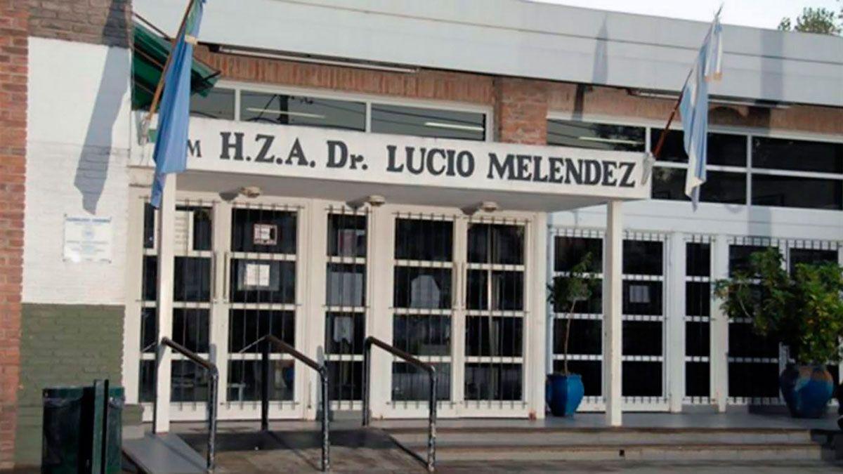 Nuevo caso de coronavirus en el Lucio Meléndez: ya son 10