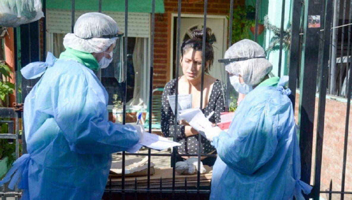 Lanús superó los 3 mil casos de Covid-19 con 54 muertes