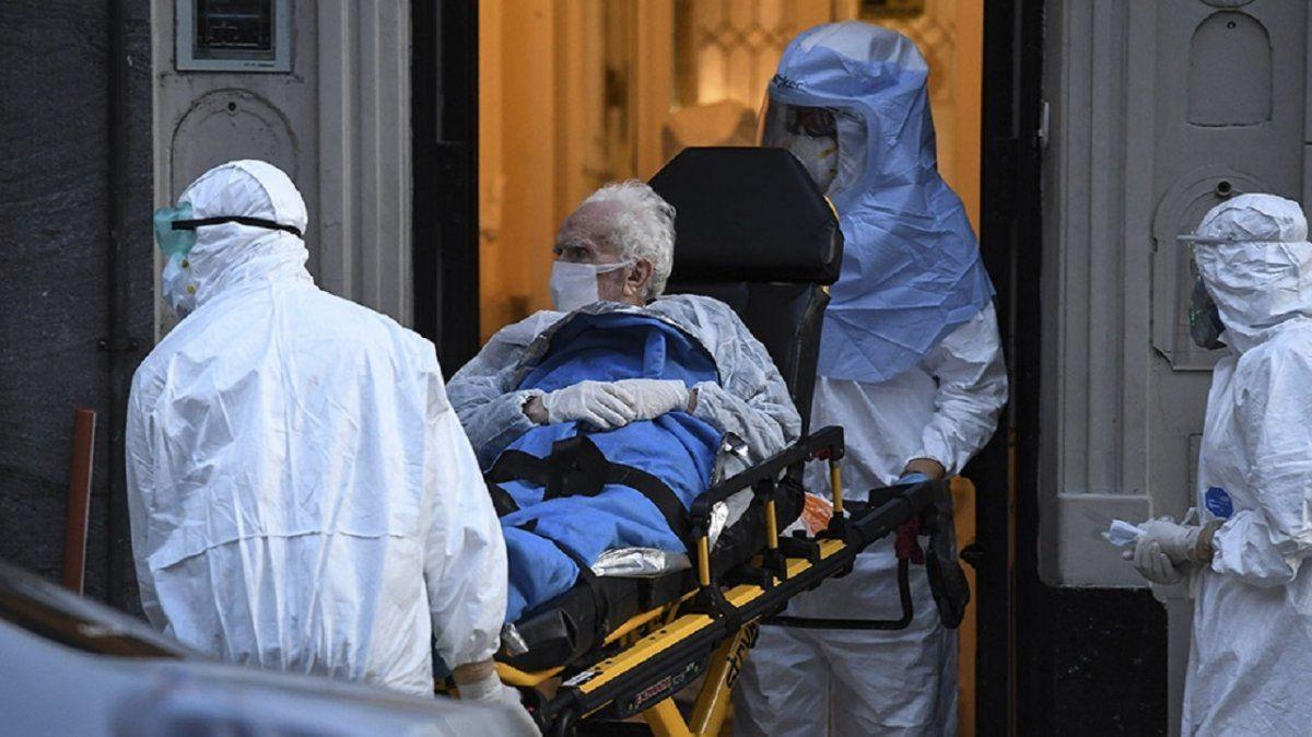 Confirmaron 10 nuevas muertes por coronavirus.