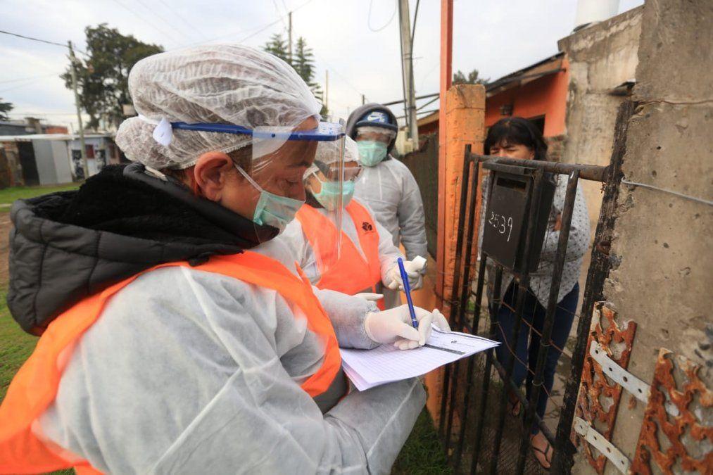 COVID-19 en Esteban Echeverría: 735 vecinos contagiados