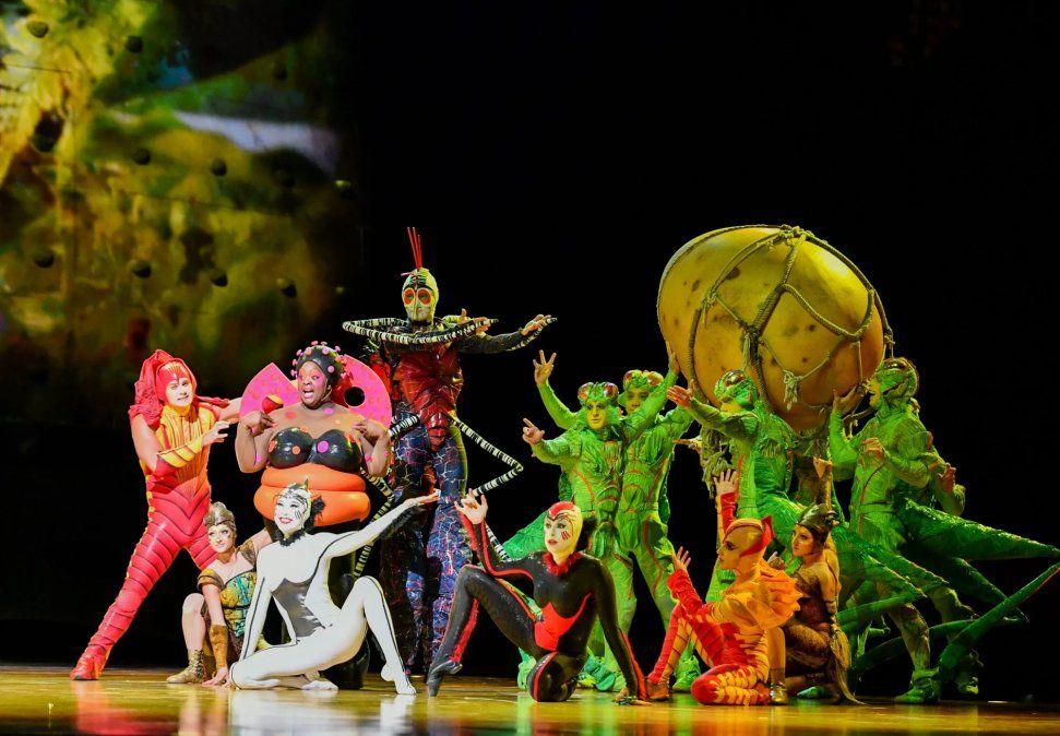 Cirque du Soleil se declaró en quiebra