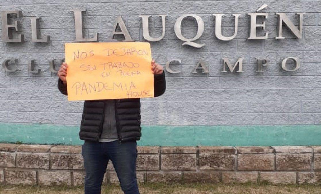 14 trabajadores despedidos por cambio de concesión en El Lauquen