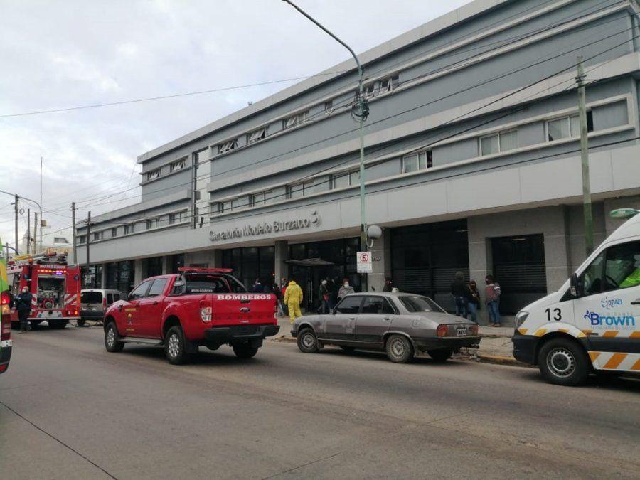 Sanatorio Burzaco: Explotó respirador de mujer con Covid-19