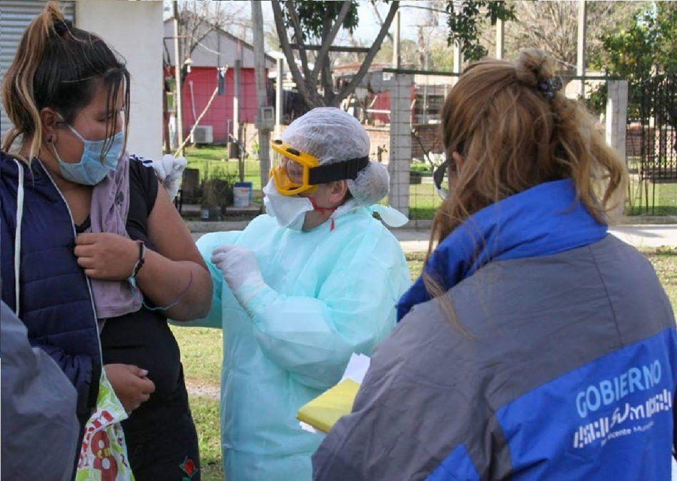 San Vicente supera los 200 casos de coronavirus