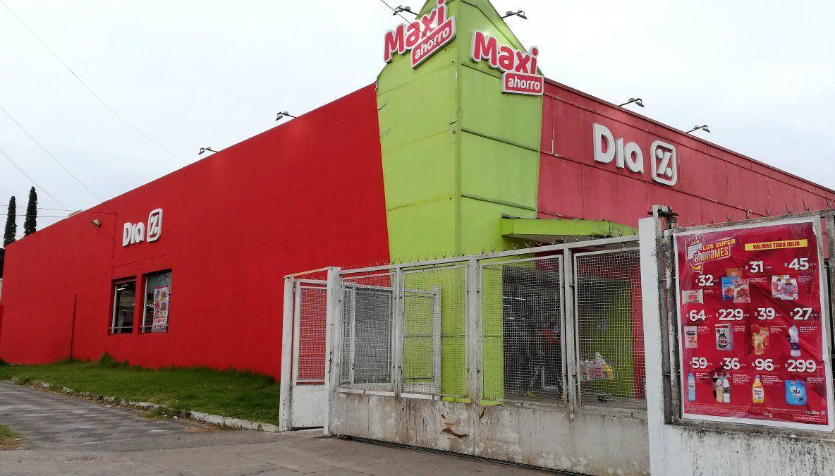 Tres casos de coronavirus en un supermercado de Monte Grande