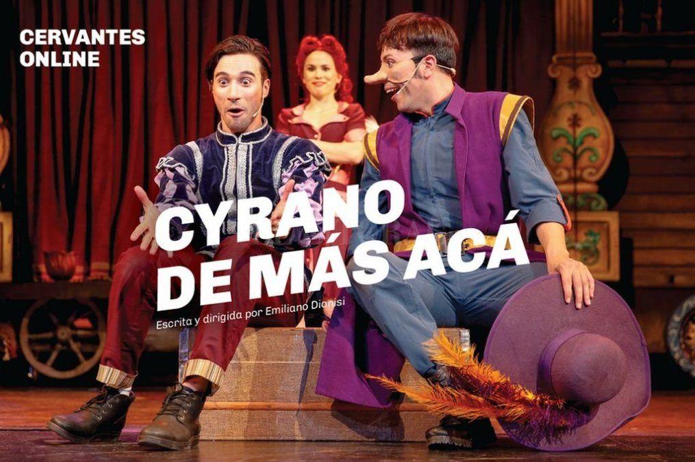 Cyrano de más acá: la propuesta teatral para los más chicos