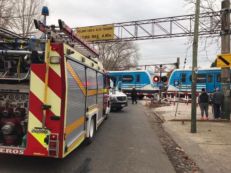 Burzaco: Una mujer se suicidó en las vías del tren