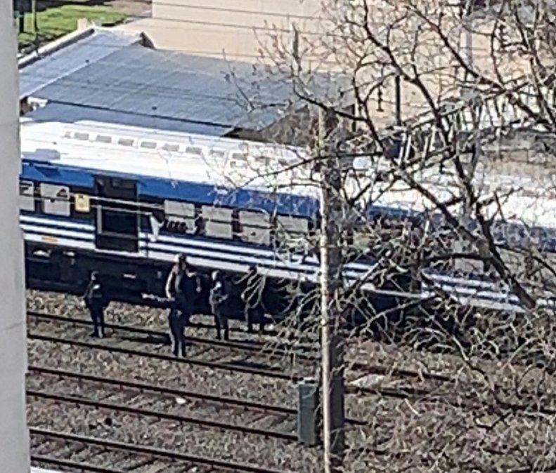 Lomas de Zamora: una mujer se suicidó en las vías del tren
