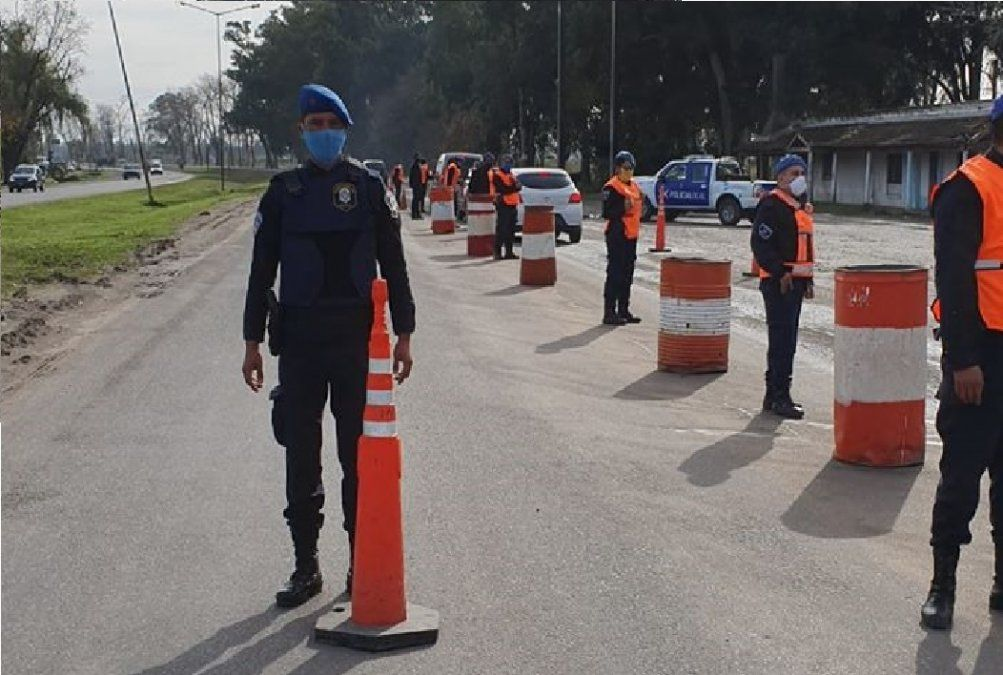 En Guernica hay 25 policías aislados por coronavirus
