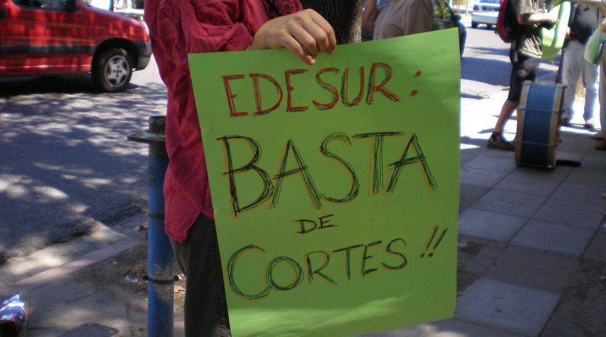 Esteban Echeverría: vecinos sin luz y datos inciertos