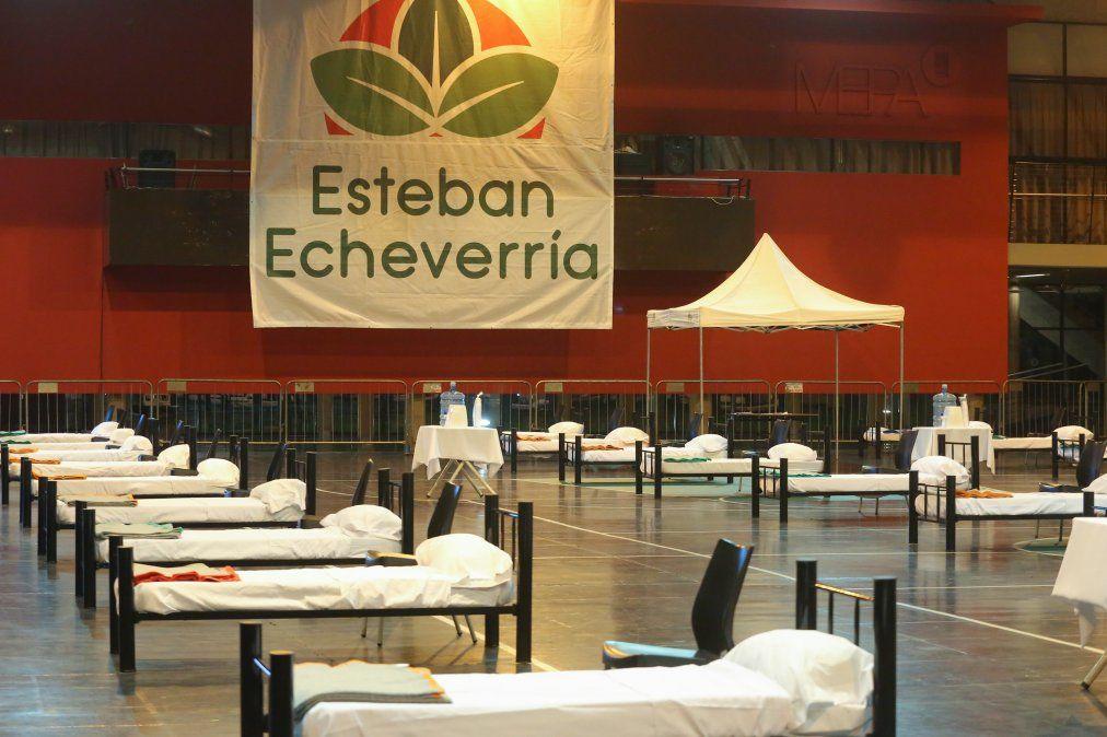 Covid-19 en Esteban Echeverría: 1.148 vecinos contagiados