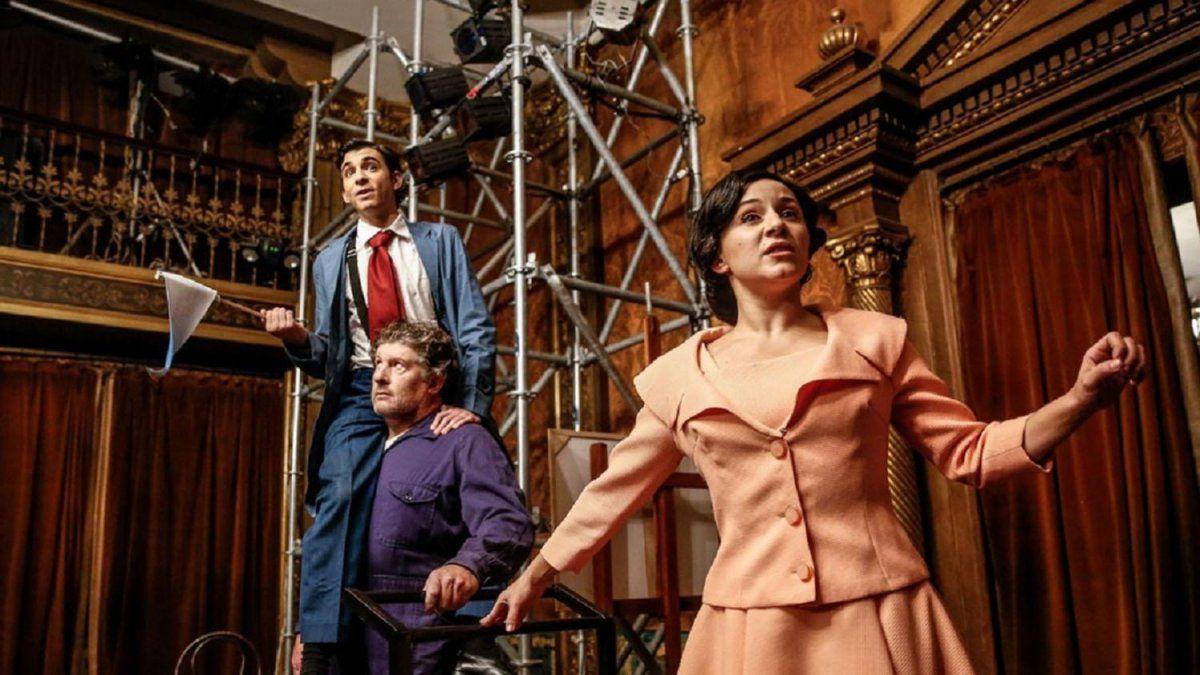 """""""La guiada"""" fue estrenada en el año 2017en el Teatro Cervantes"""