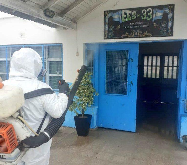 Covid-19 en Esteban Echeverría: 1.290 vecinos contagiados