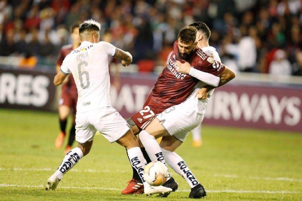 Liga de Quito tiene varioscasos de coronavirus y debe jugar contra River