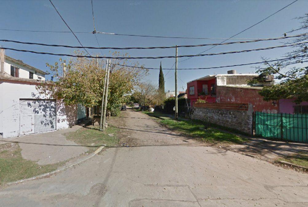 Rafael Calzada: Balearon a un chico de 14 años y está grave