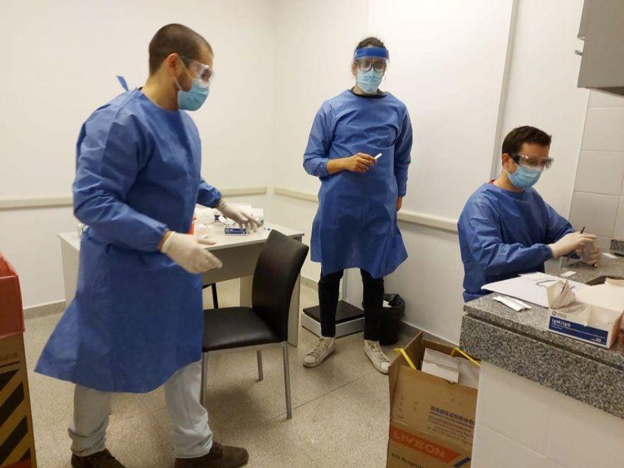 Hospital Cuenca Alta de Cañuelás: cómo está la ocupación de camas por coronavirus