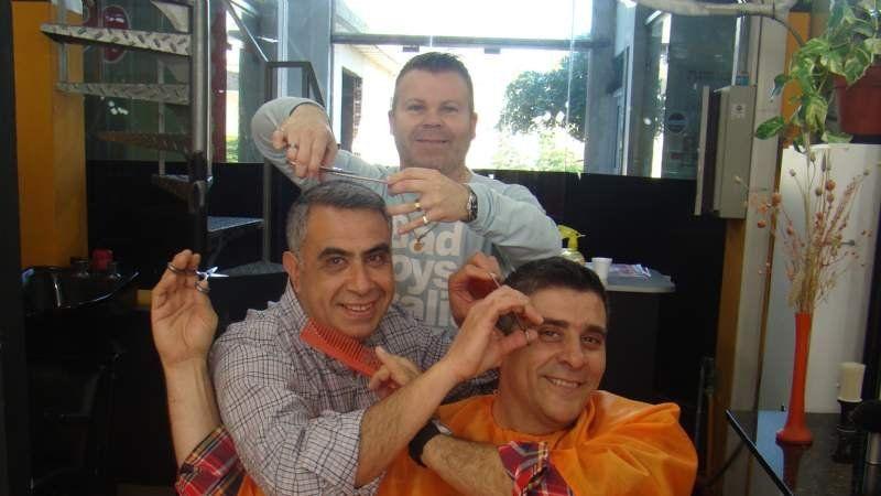 ¡Feliz día del peluquero!