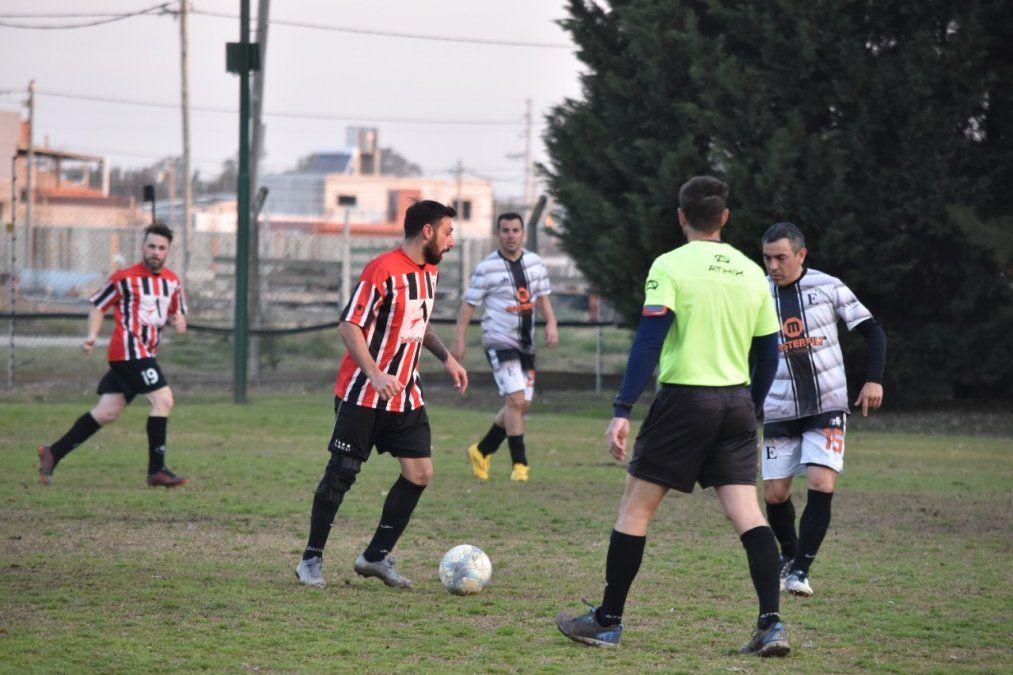 ADCC: San Eliseo ganó 5 a 1 a El Rocío