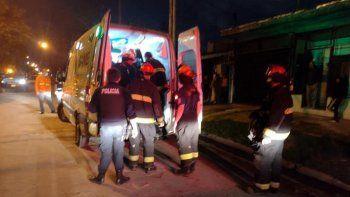 Lanús: los bomberos rescataron a una menor de edad que se quería suicidar