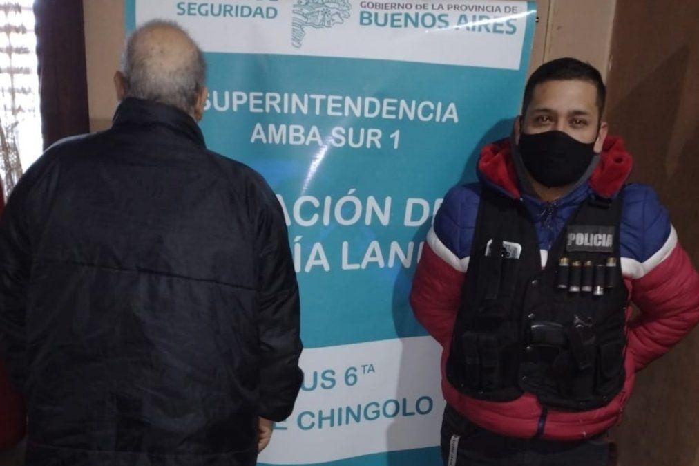 Cayó la banda del Poyi en Lanús por un robo a un supermercado chino