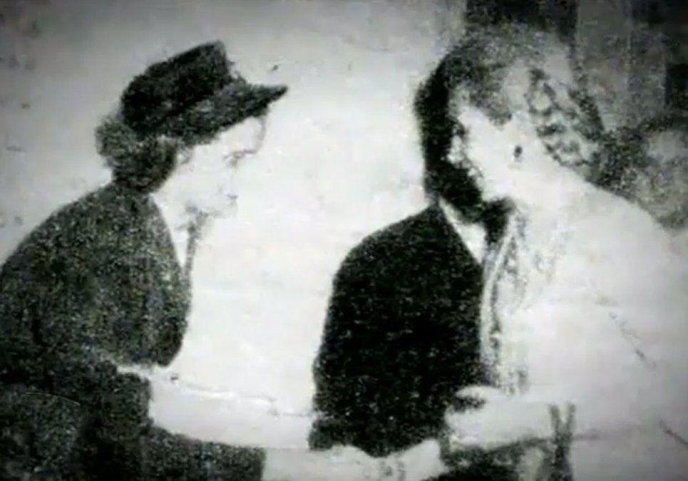 María Eugenia, la enfermera de Almirante Brown que cuidó a Evita en su último día de vida