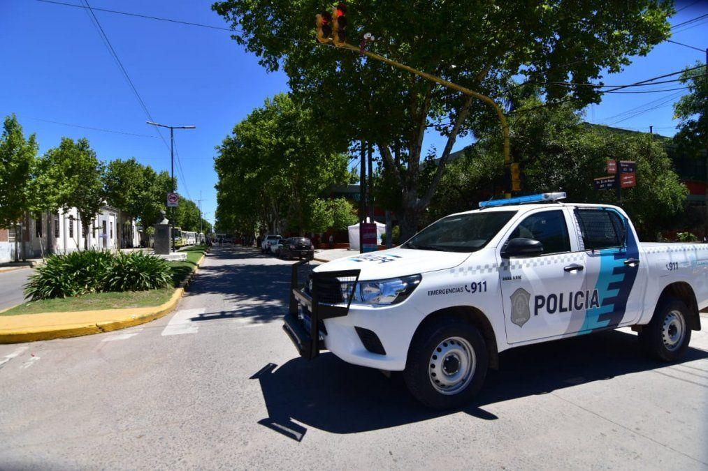 San Vicente: Kicillof entregará patrulleros este miércoles