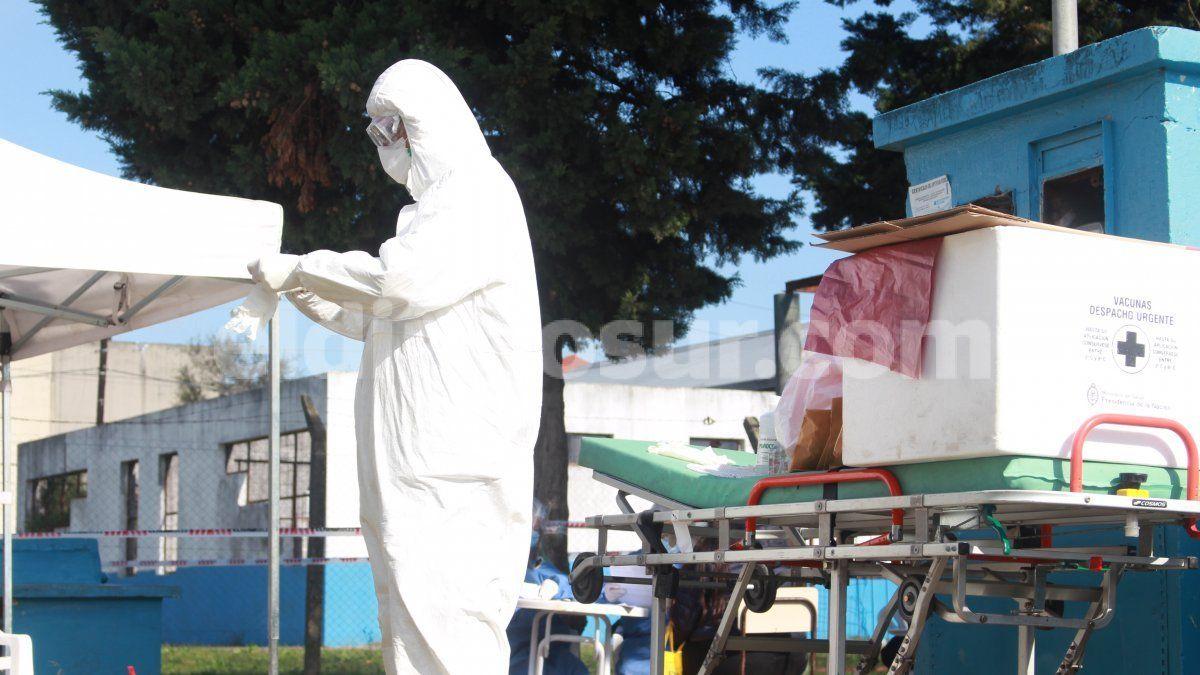 Coronavirus en Brown: Se sumaron cuatro fallecidos