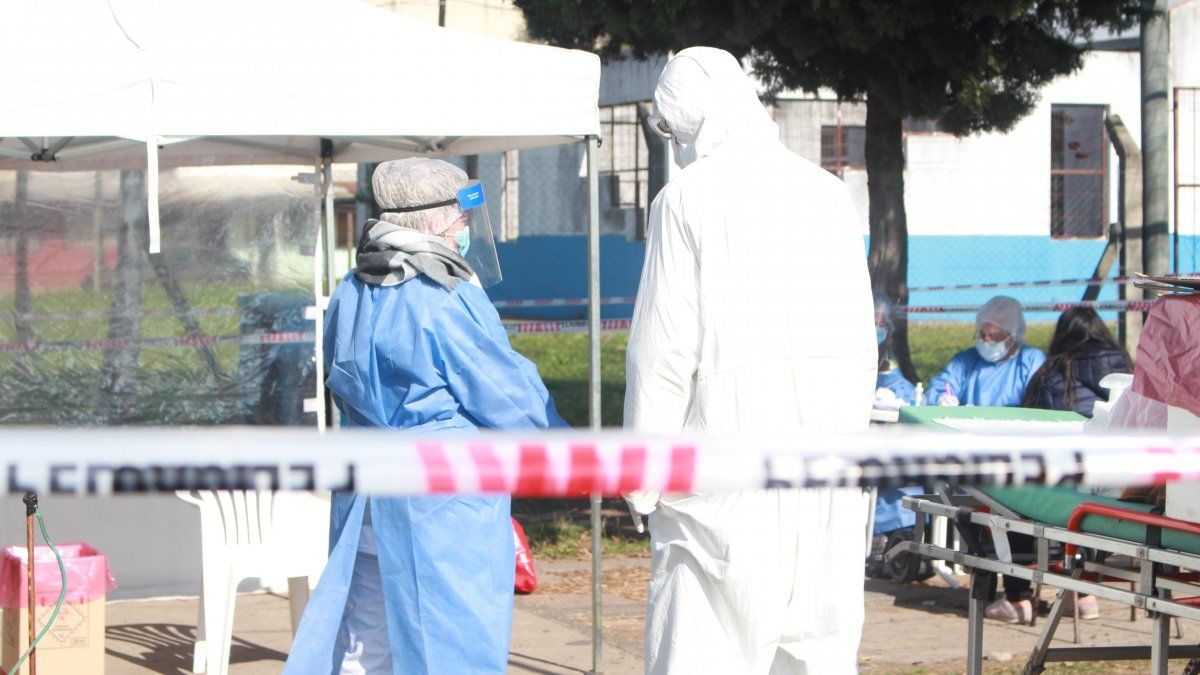 Coronavirus en Brown: hubo 83 casos y 4 muertes