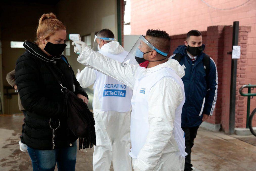 Coronavirus en Brown: Se sumaron 4 muertes y 243 casos