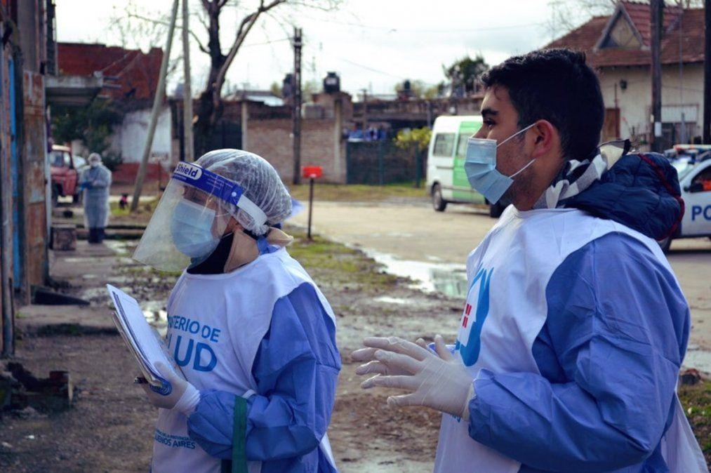 Lanús supera los 6 mil casos de Covid-19 y 112 muertes