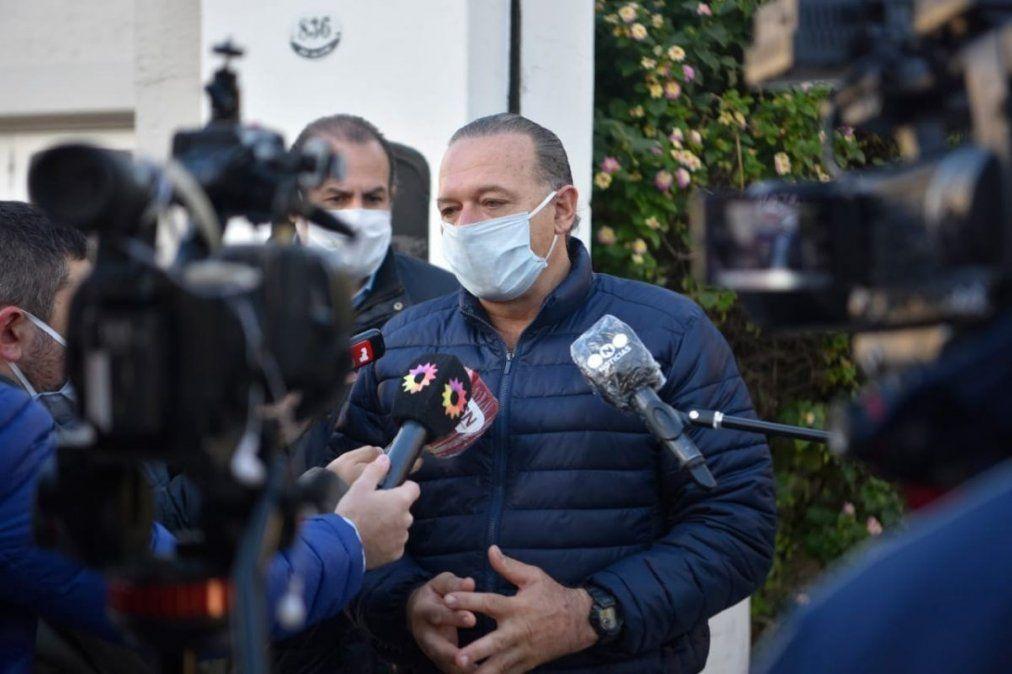 Sergio Berni y la polémica de las taser: Ningún municipio tiene Policía propia