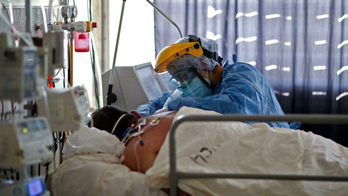 Las camas UTI, testigos de miles de fallecimientos por coronavirus.