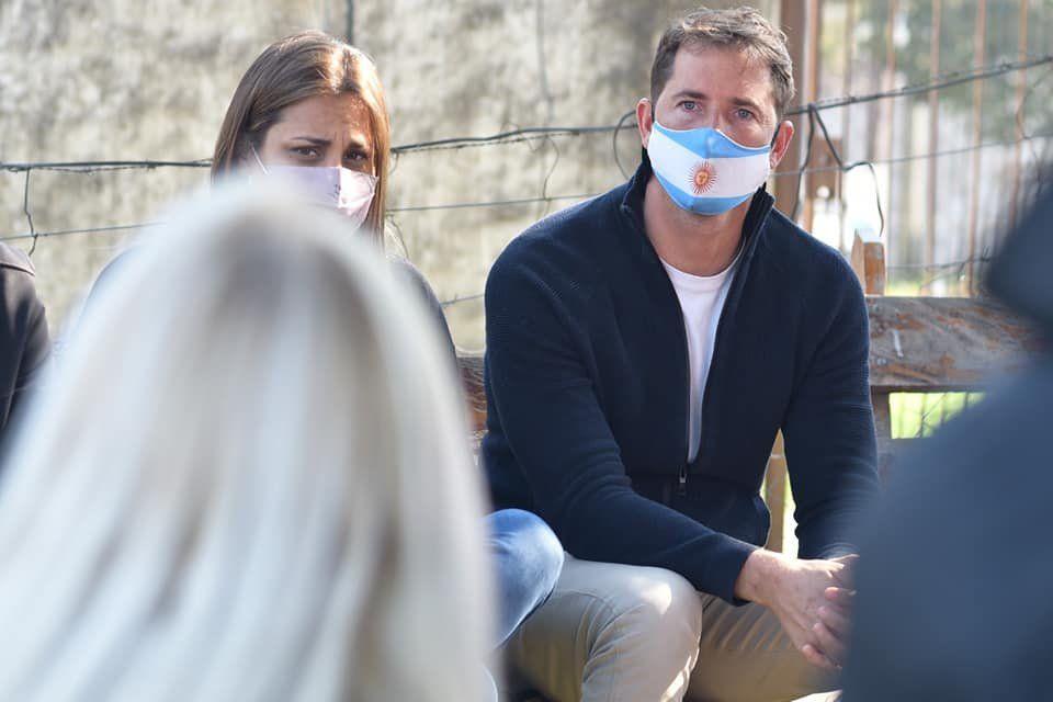 Esteban Echeverría: Van Tooren le gana a Domenichini la interna de Juntos