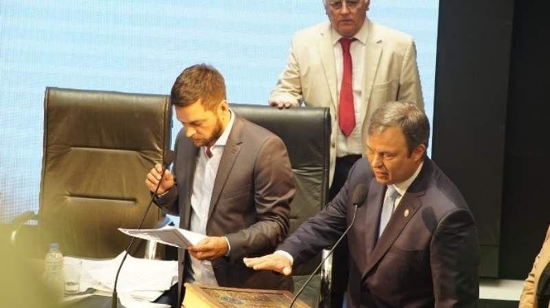 Cascallares asumió su segundo mandato: qué dijo y los detalles del acto