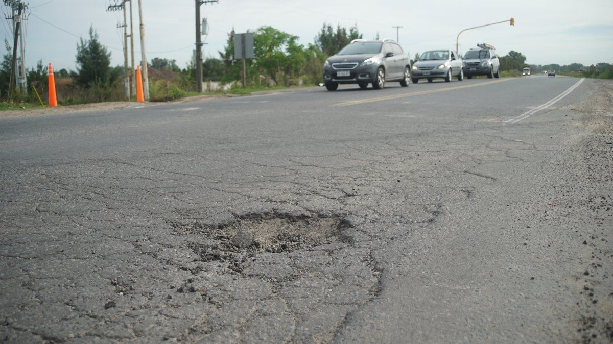 Licitaron la doble mano de la ruta 58 entre San Vicente y Canning