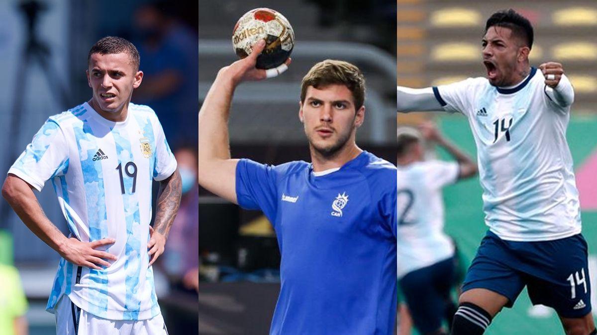 Los deportistas de Lomas de Zamora que estarán en los Juegos Olímpicos de Tokio