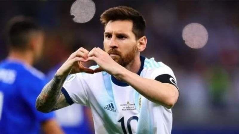 Le mandó un mensaje borracho a Messi y se hizo viral en las redes