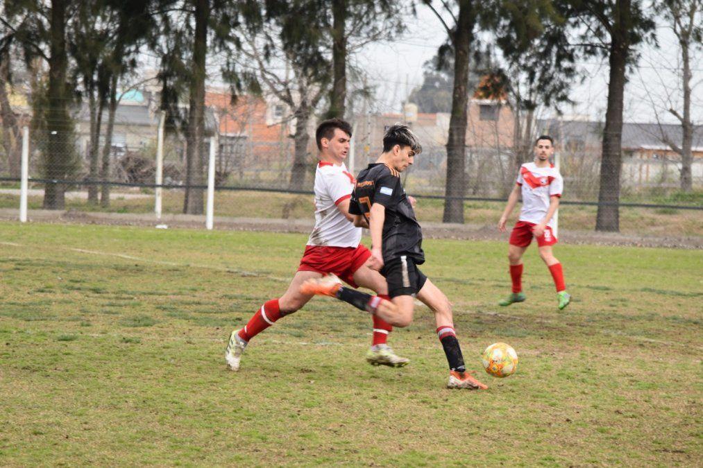 ADCC: San Eliseo perdió 4 a 0 frente a Venado II