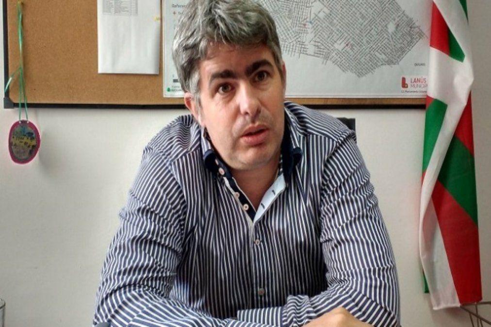 Emiliano Bursese propone un debate con todos los precandidatos de Lanús de cara a las próximas PASO.