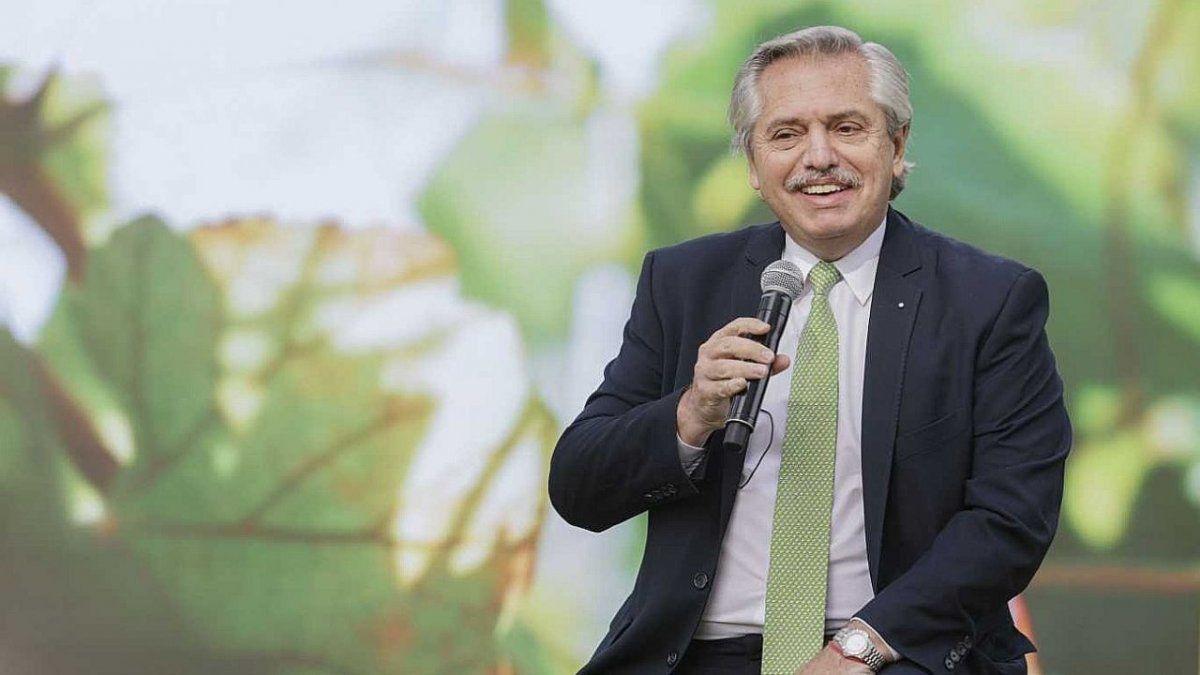 Alberto Fernández anunció la extensión de las restricciones