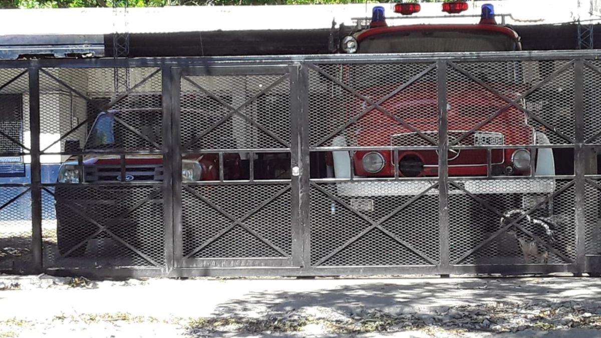 Ezeiza: los bomberos continúan con las obras para mejorar el servicio.